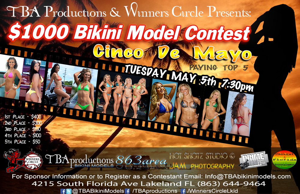 TBA Bikini Models - Bikini Contest Production & Promo Models for Hire