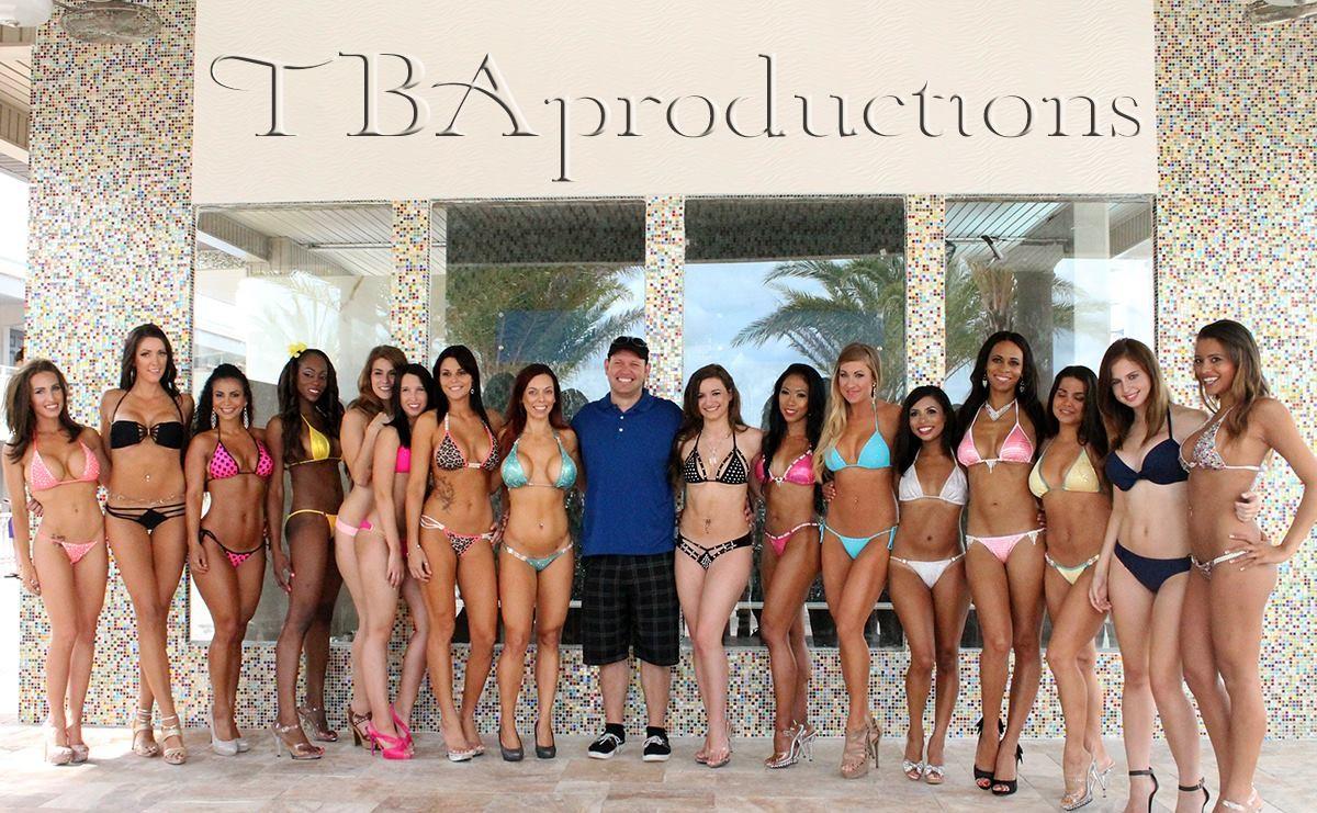Bikini models contests