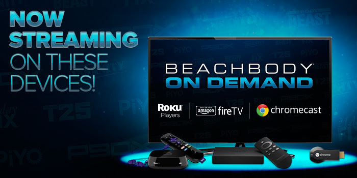 Get unlimited access to Beachbody on Demand for 30 days FREE!